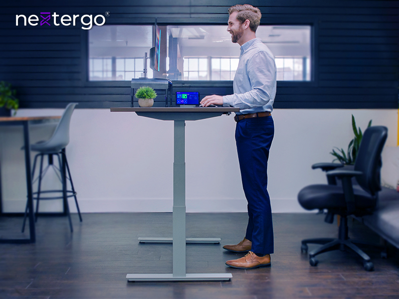 All About NextErgo's AI Standing Desks