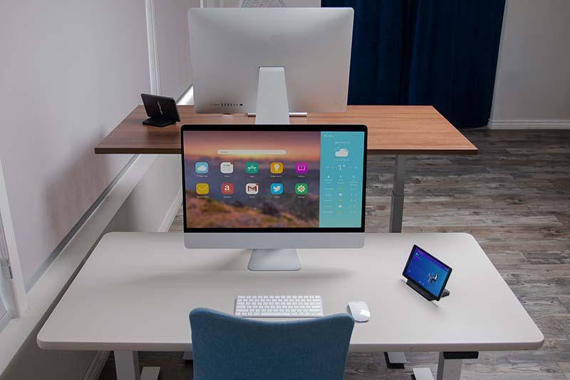 adjustable monitor stands