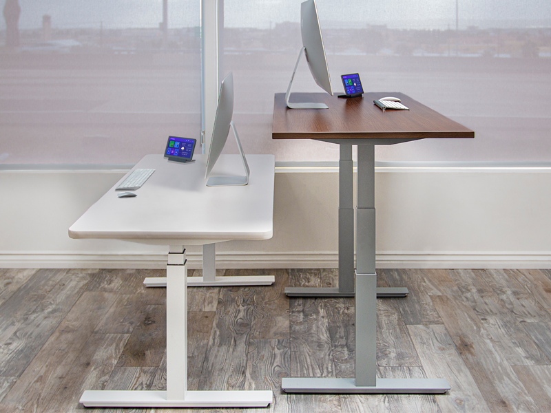 Next-Generation Smart Standing Desks Designed By NextErgo