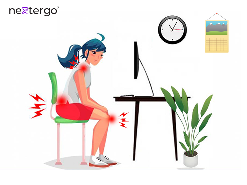 7 Common Ergonomic Injuries At the Office and How To Avoid Them
