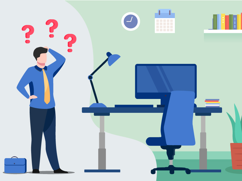 What Questions Do People Ask Most About Standing Desks?