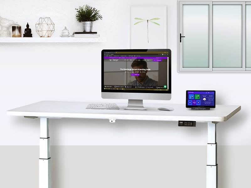 How To Style A Standing Desk?