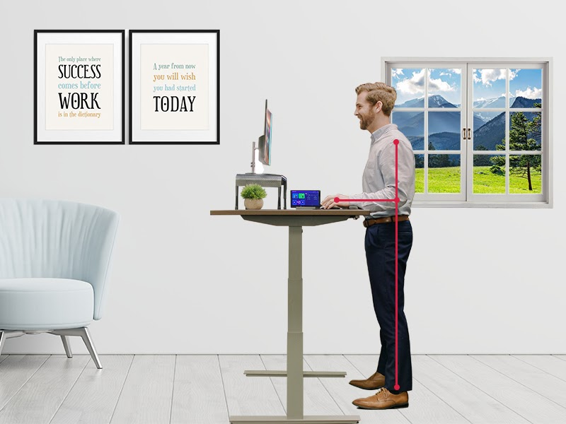 10 Interesting Facts About Smart Standing Desks