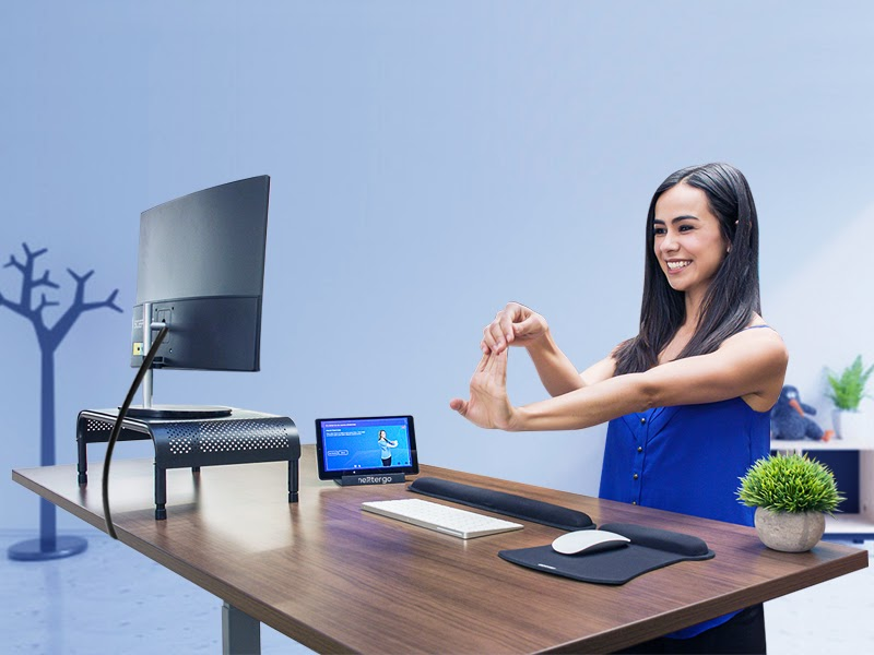 How To Get The Best Health Benefits From Your Standing Desk