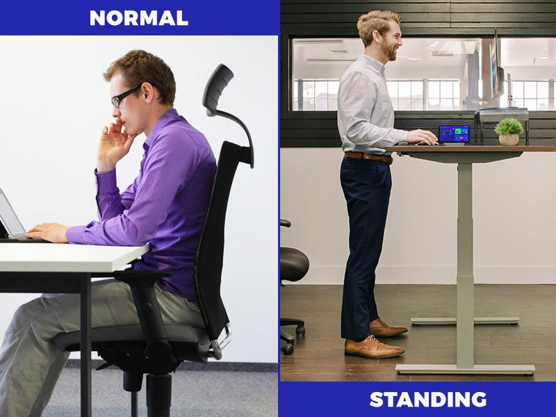 How to Make a Difference with a Standing Desk
