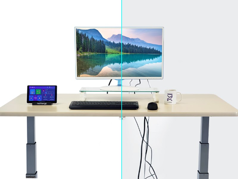 How to Manage Your Cables on Your Standing Desk