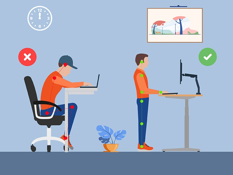 Top 5 Biggest Health Risks of Sedentary Lifestyle
