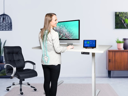 Why Is an Ergonomic Office Better for Your Spine?
